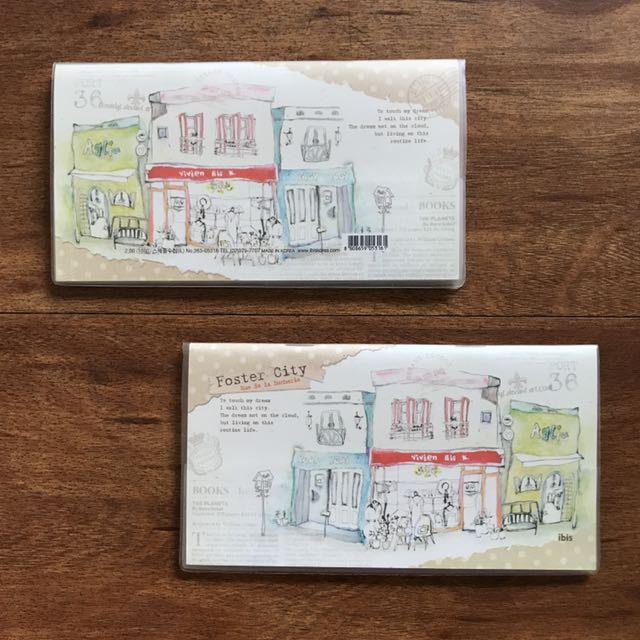 Artbox Handy Planner Notebook Bundle (2 pcs)
