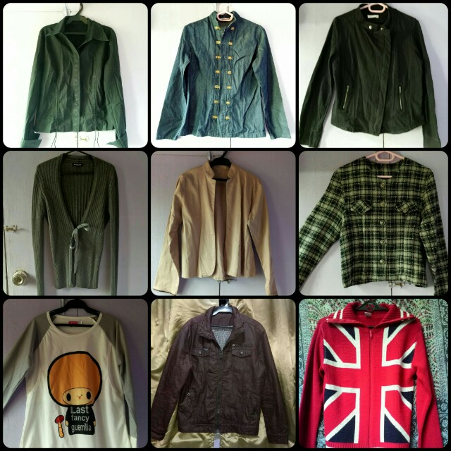 Assorted clothes 2