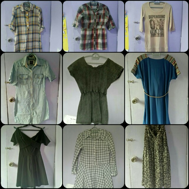 Assorted clothes 5