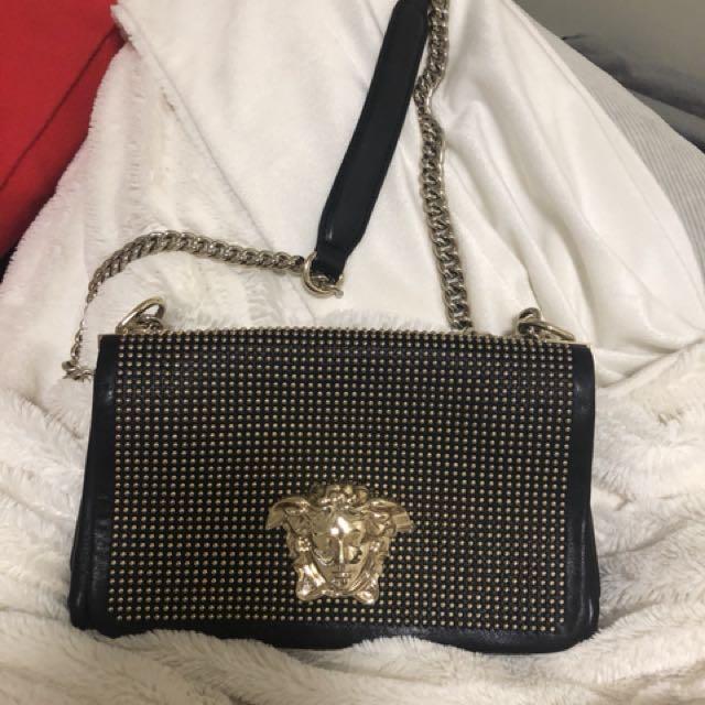 Authentic Versace bag