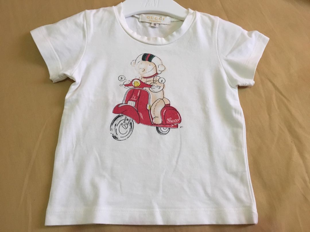 Baby gucci motorcycle ori 3m