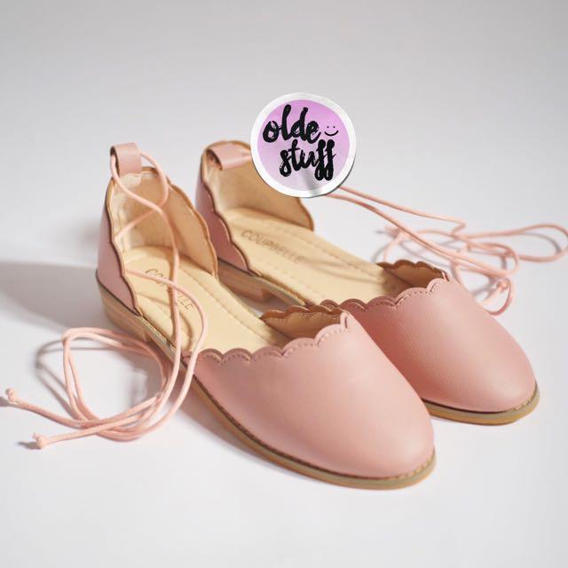 Bifra Flats Pink - Coup Belle