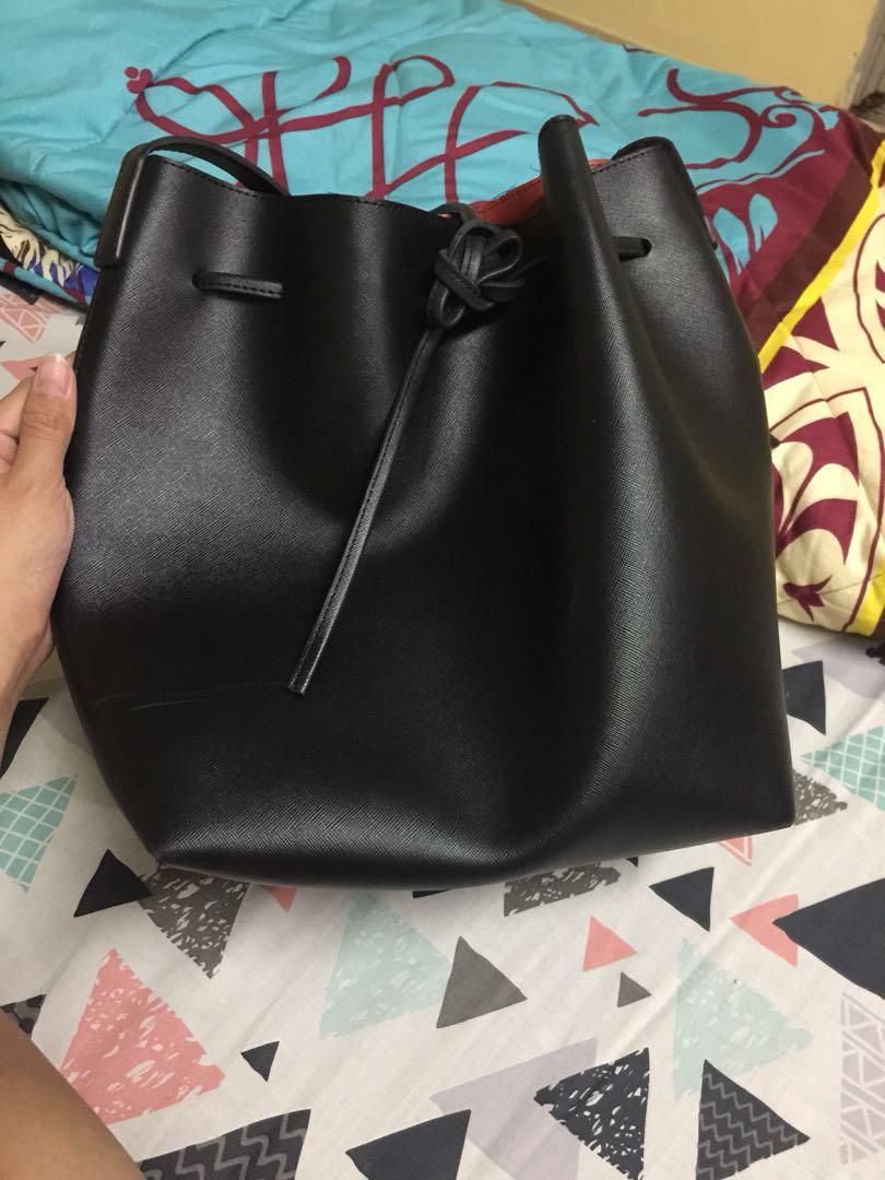 Black Serut Bag