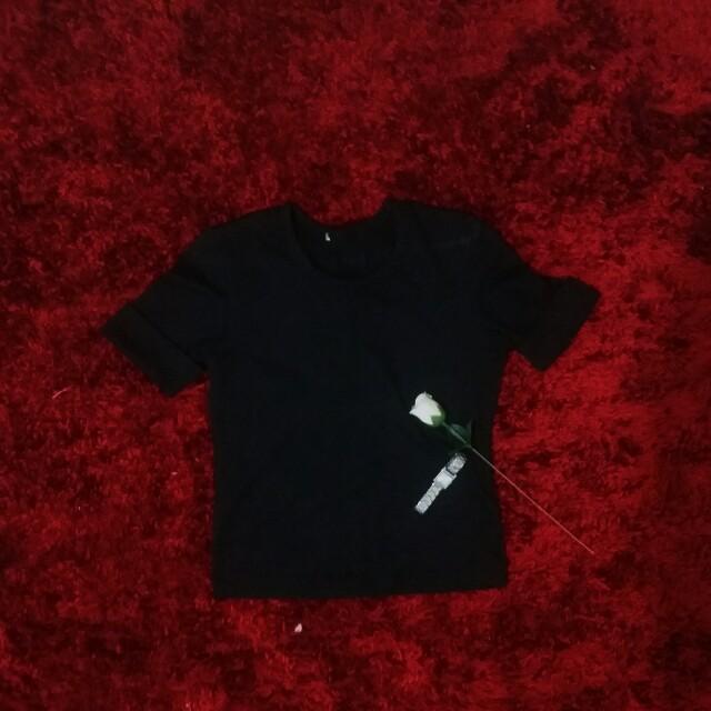 Black tshirt (O.P. 150)