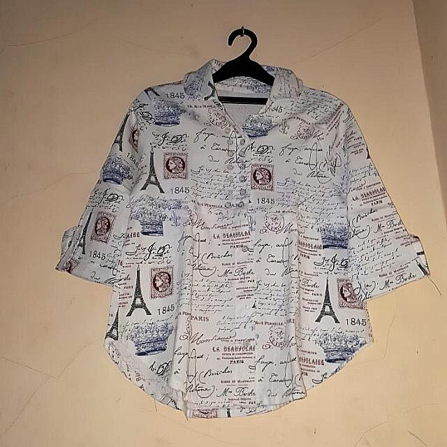Blouse Baby Doll