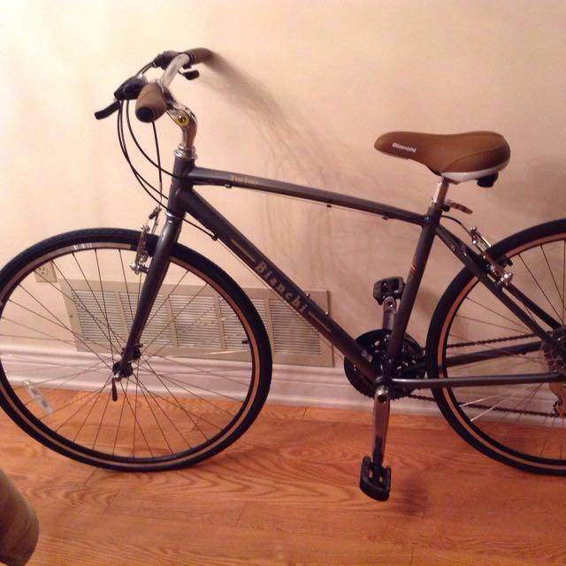 Brand New Baianchi Bike