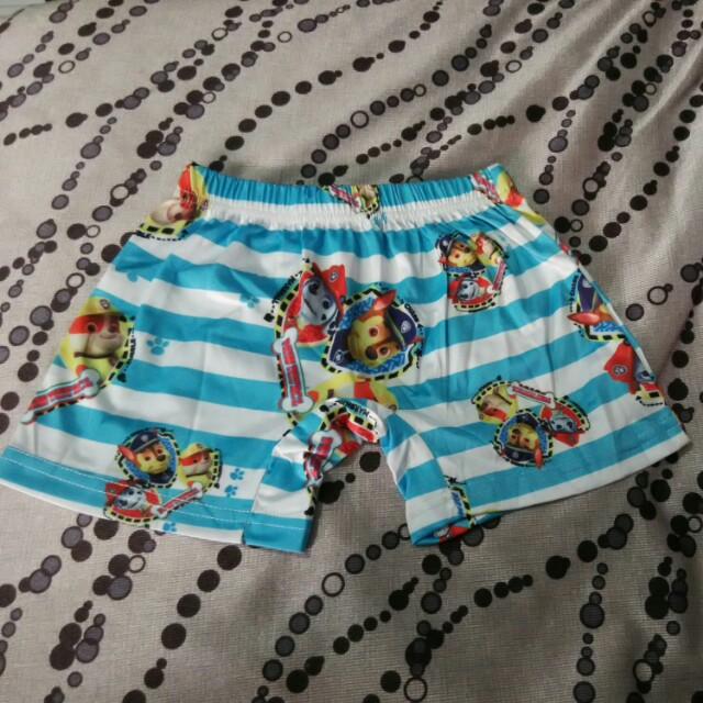 0d5d99a989122 Brand New BN Boys Paw Patrol Swimming Shorts Trunks