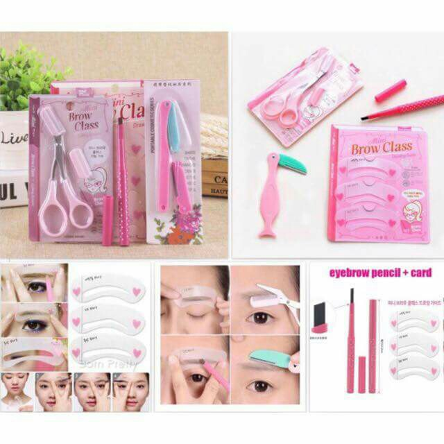 Brow Class Set Health Beauty Perfumes Nail Care Others On