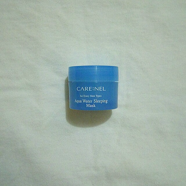 Carenel Aqua Sleeping Mask