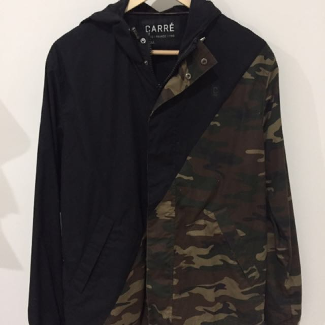 Carre Splice Windbreaker