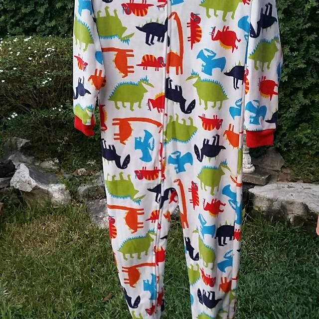 Carter's Terry Pajama