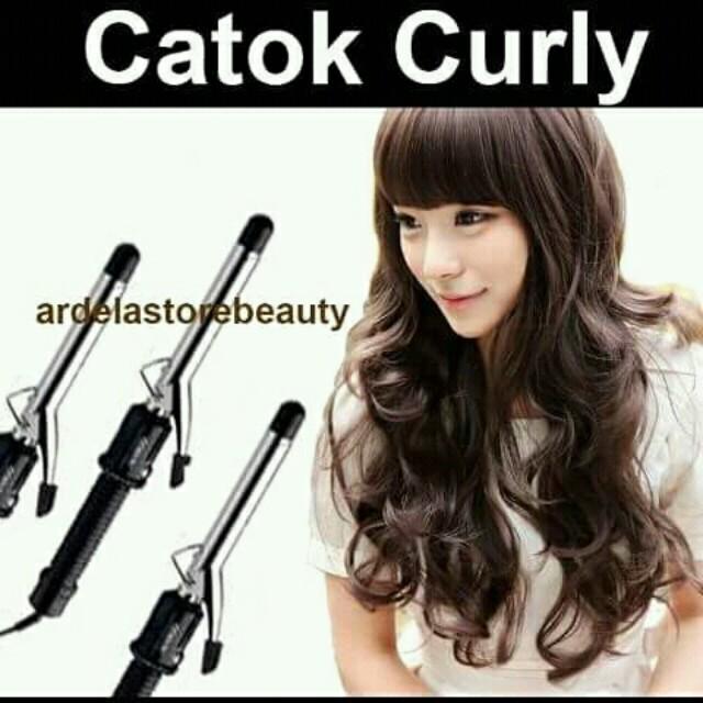 Catok curly