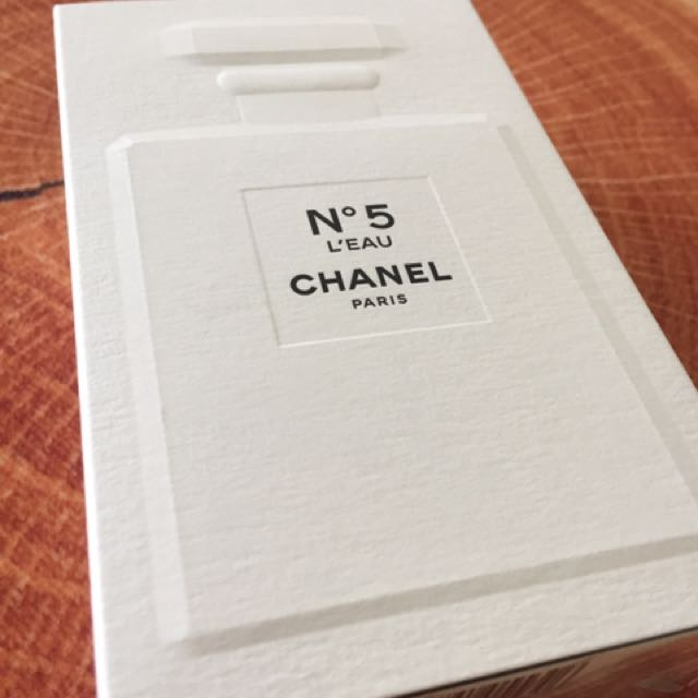 Chanel No.5 L'eau Spray