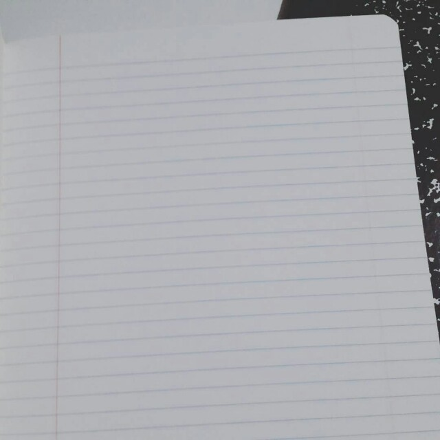 College Ruled and Wide Ruled notebooks for sale!!! Dimensions: 24 8cm x  19 1cm, # of sheets: 80