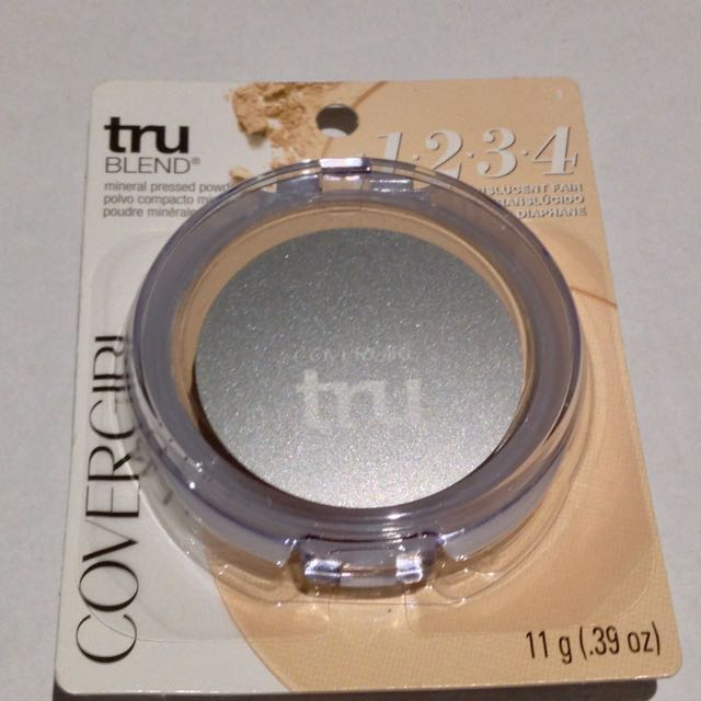 CoverGirl Tri Blend Compact Powder - Translucent