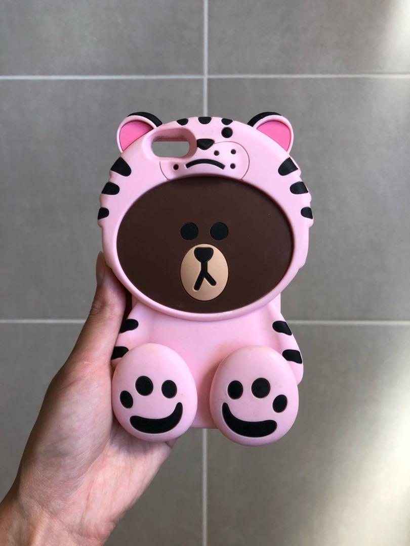 Cute Bear Phone Case