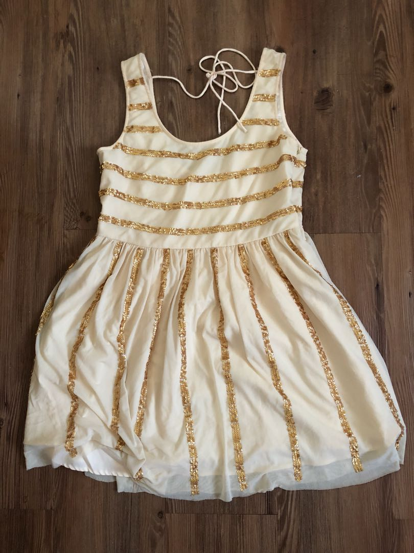 Cute dress from HK city gate outlet