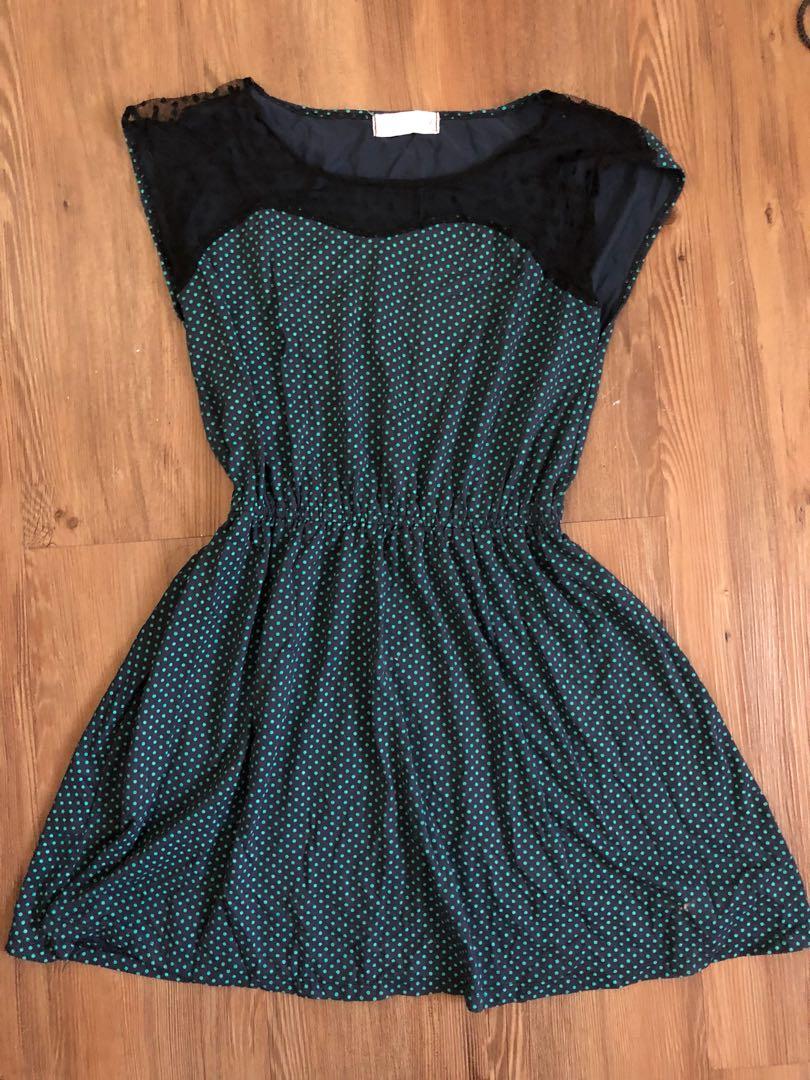 Dainty dress from SM
