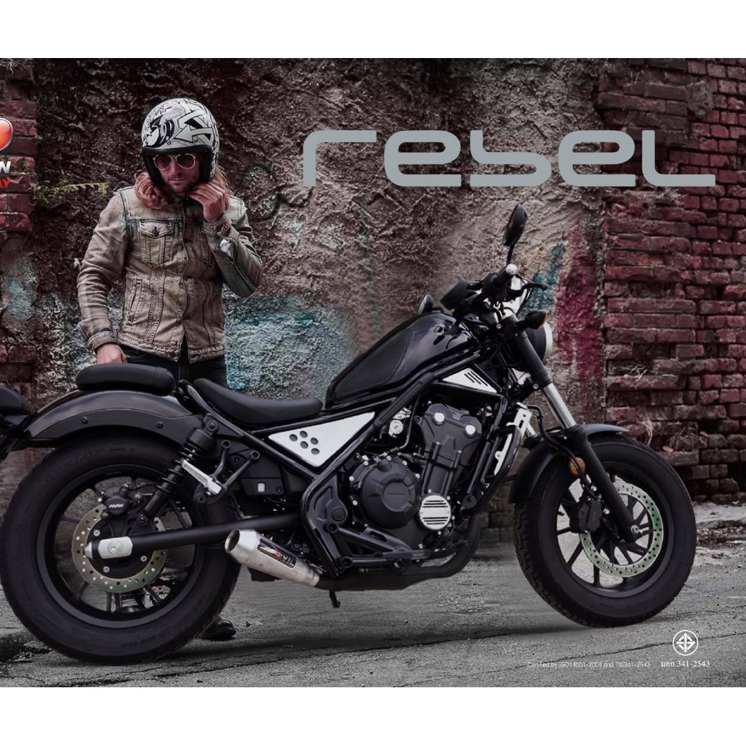 devil exhaust systems singapore honda rebel 500 ready. Black Bedroom Furniture Sets. Home Design Ideas