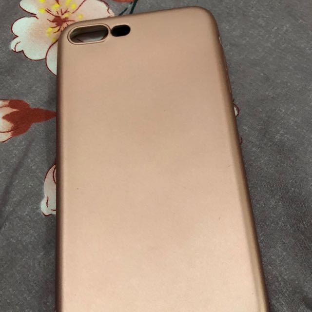 Digibabe iPhone 7+ Casing - Rose Gold