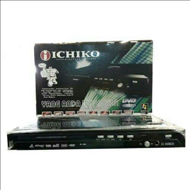 DVD Ichiko