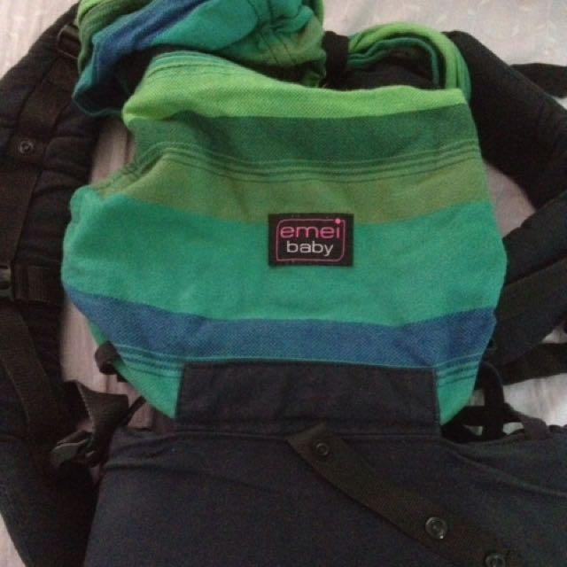 Emei Baby Carrier