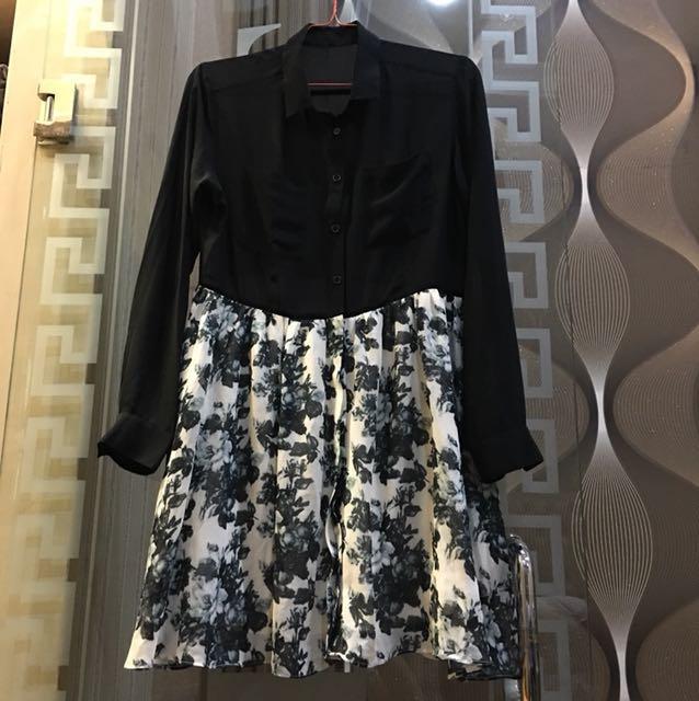 Flowery dress II