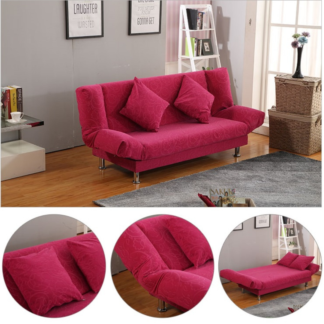 Folding Foldable Sofa Bed Furniture Sofas On Carousell