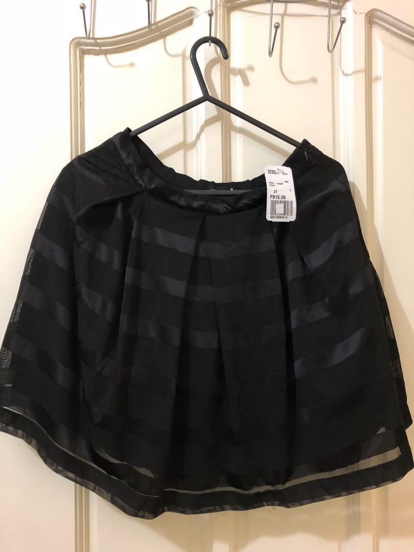 Forever21 Black Skirt