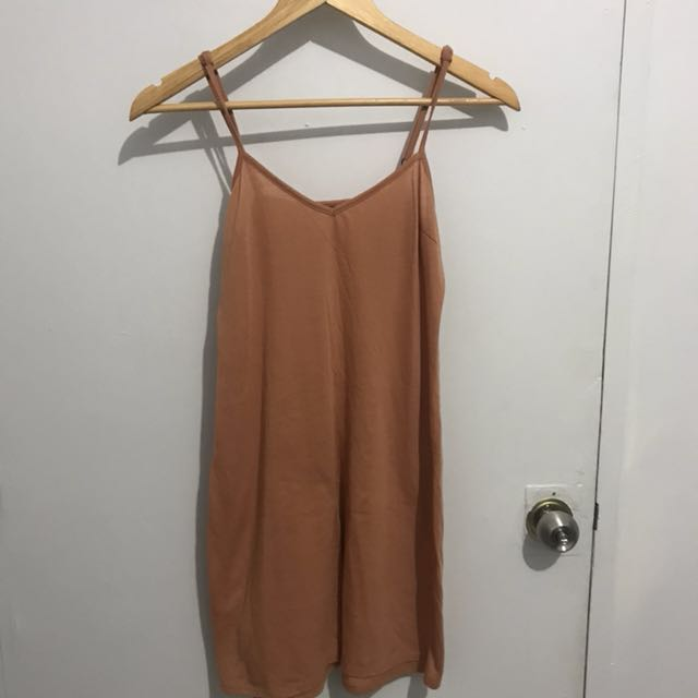 Forever 21 Long Cami Top