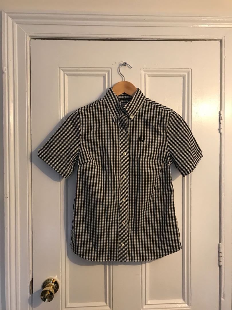 Fred Perry shirt sz8