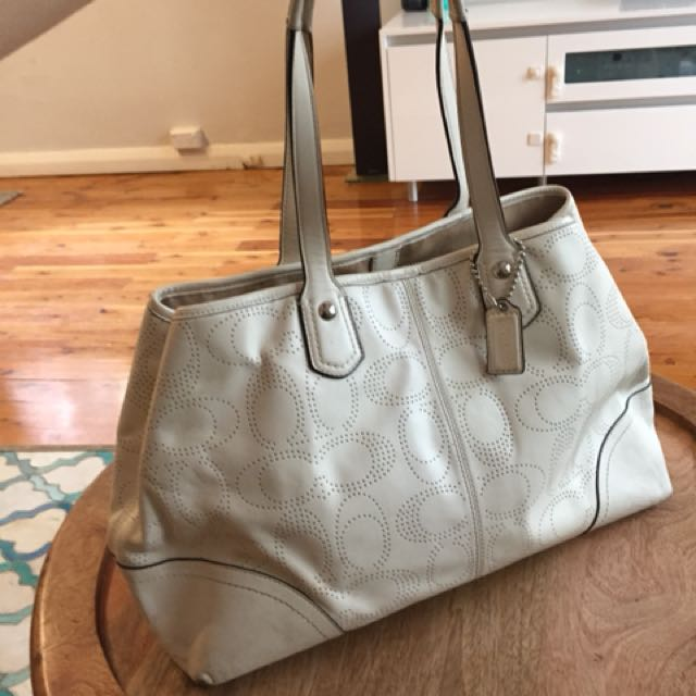 Genuine Coach Madison...Used but great condition