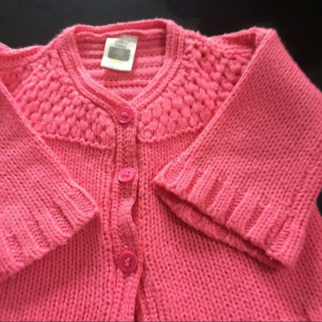 Hipo baby knit cardigans