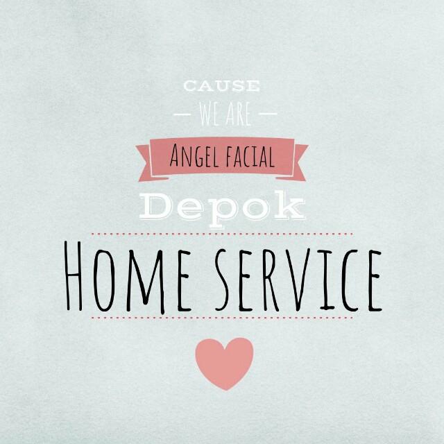 Home service facial