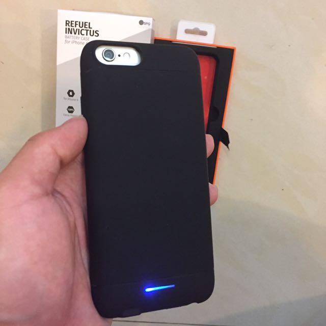 size 40 2c8e4 db995 iBattz iPhone 6/6s Refuel Invictus Battery Case