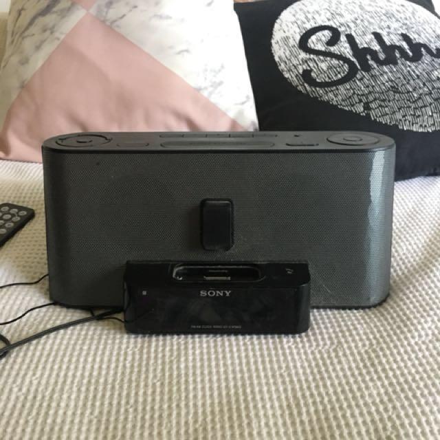 iPod doc