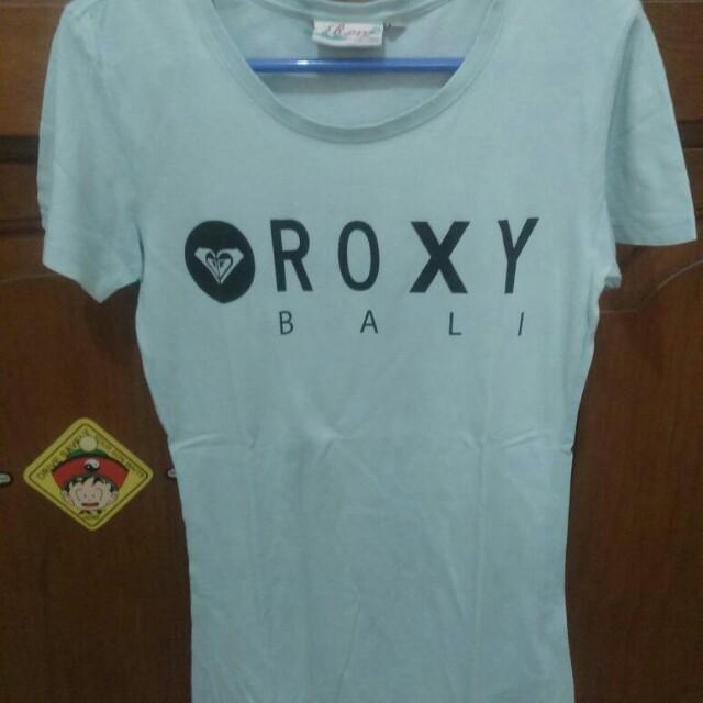 Kaos Roxy original