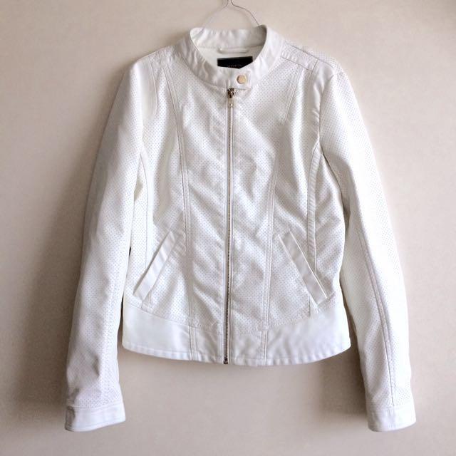 Le Château Leather Jacket