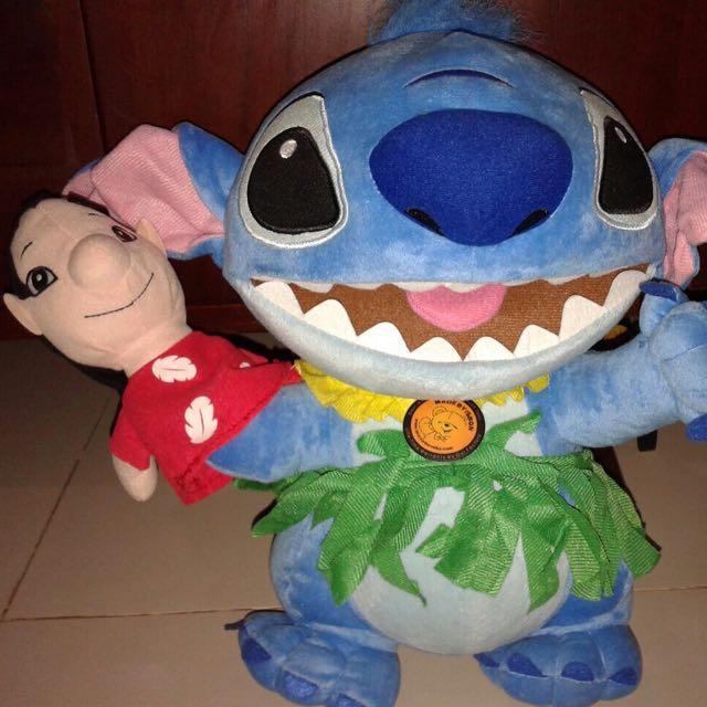 Lilo & Stitch Doll
