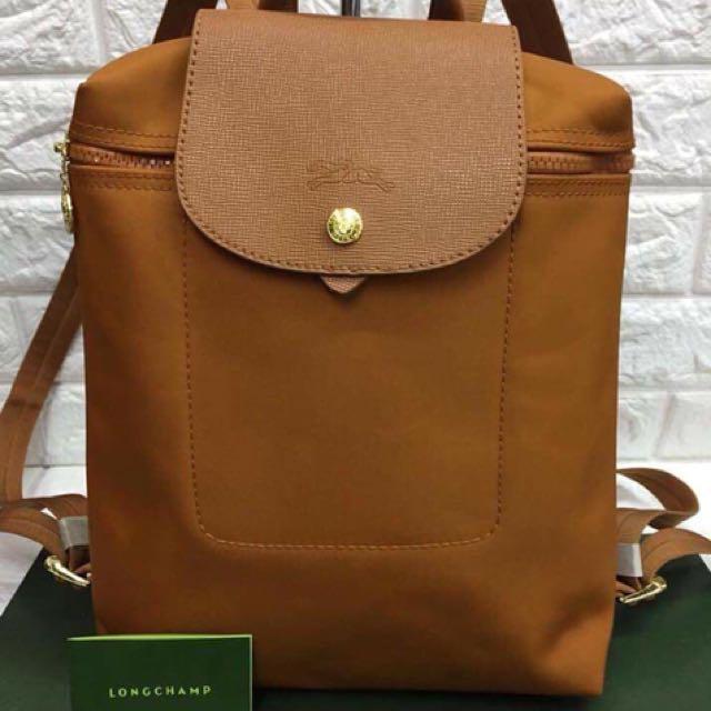 Longchamp Backpack Bag 4af9274cac802