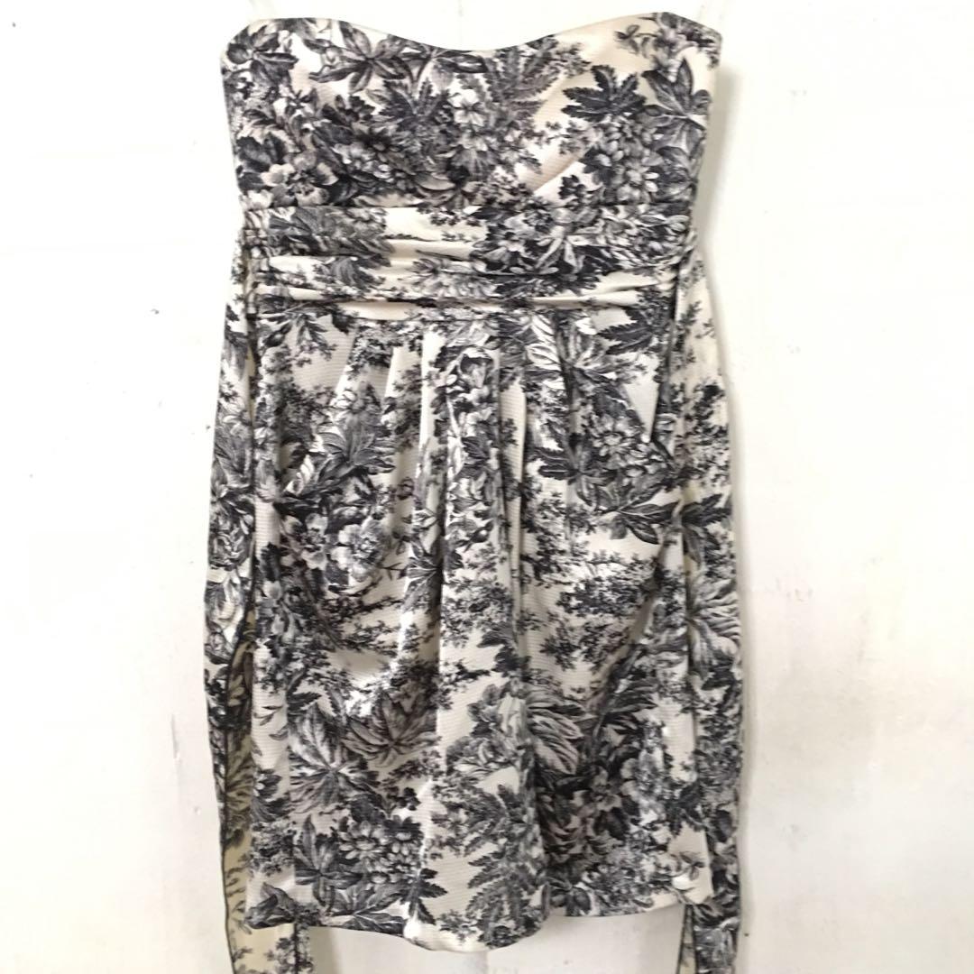 Love culture printed dress