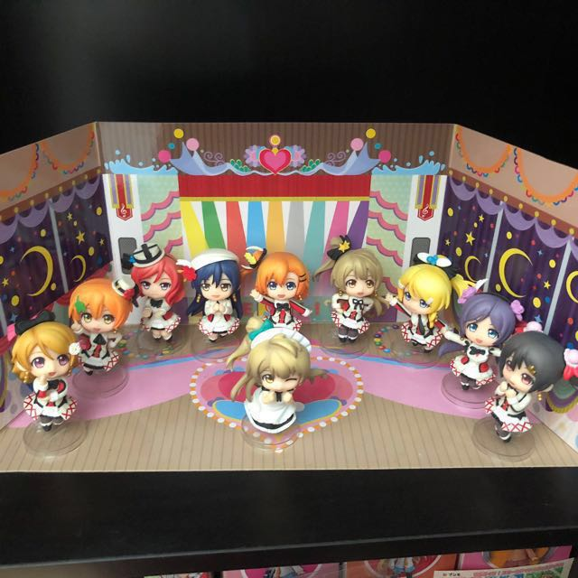 Nendoroid Petite Action Figure Sore wa Bokutachi no Kiseki Ver Good Smile Love Live! 10Pack BOX