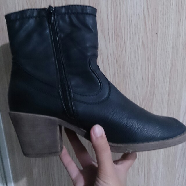low cut boots 👢