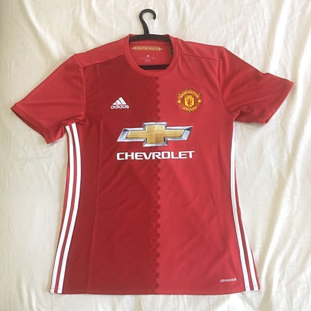 Manchester United Home Jersey - Original from Adidas 5a4603bbd