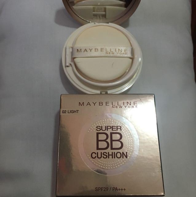 Maybelline BB cushion light
