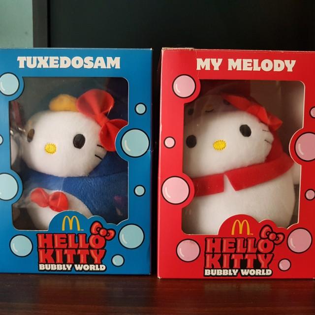 Hello Kitty Bubbly world