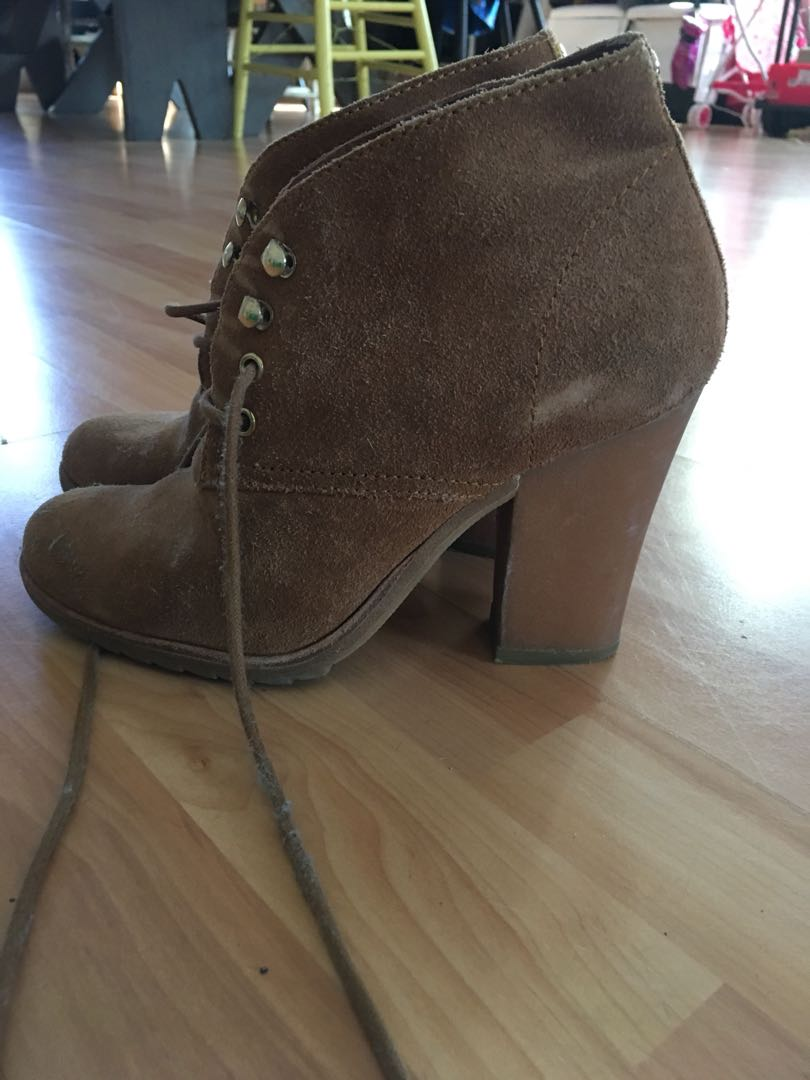 Michael Kors Booties Sz 8