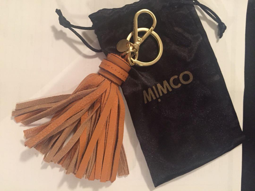 MIIMCO leather keyring