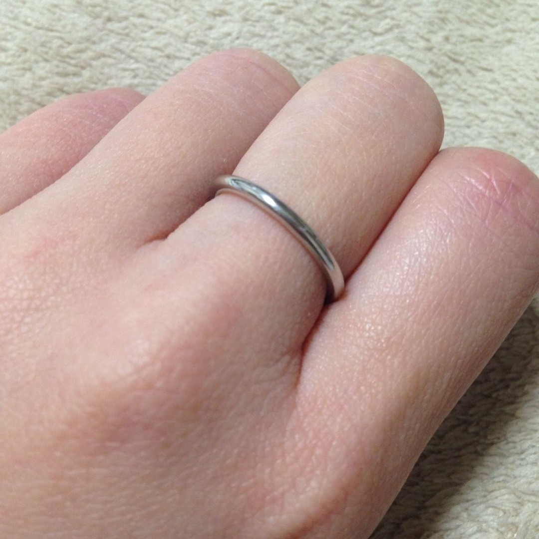 Mint Authentic Tiffany & Co. Bezet Platinum PT950 Ring 3.75 Comfy ...