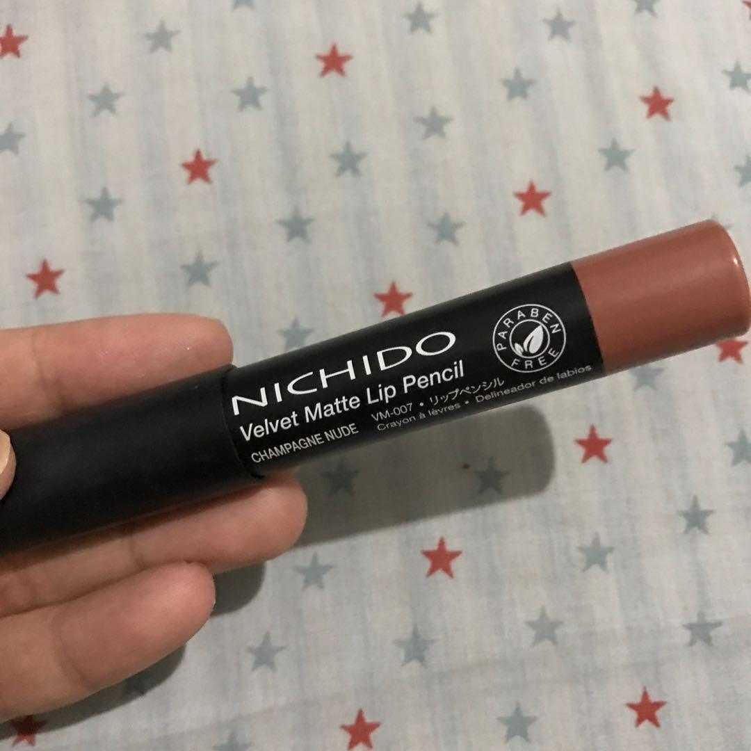 Nichido Matte lipstick